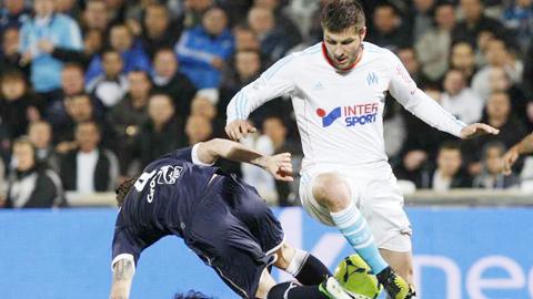 03h00 ngày 24/11, Marseille vs Bordeaux: Quyết giành lại ngôi đầu!