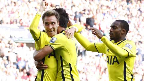 23h00 ngày 23/11, Hull vs Tottenham: Đứng dậy đi, Spurs!