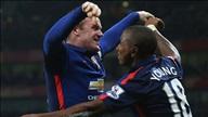 Arsenal 1-2 M.U: Chiến thắng của bản lĩnh