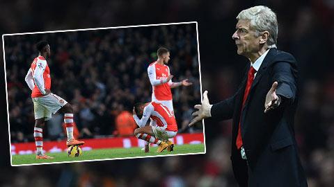 Góc chiến thuật: Vì sao M.U nhường, Arsenal vẫn thua...