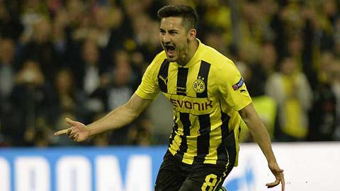 Guendogan tố Dortmund cản trở anh gia nhập Real