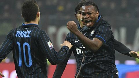 Milan 1-1 Inter: 1 điểm cho ngày về của Mancini