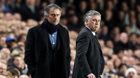 HLV Ancelotti sắp cân bằng kỷ lục 15 trận toàn thắng của Mourinho và Munoz