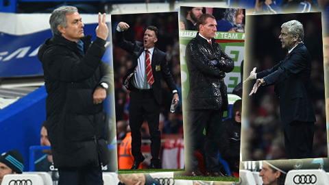Vòng 12 Premier League: Cảm xúc trái chiều từ ghế nóng