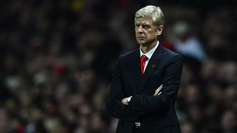 Gần 75% độc giả của Goal muốn Arsenal sa thải Wenger