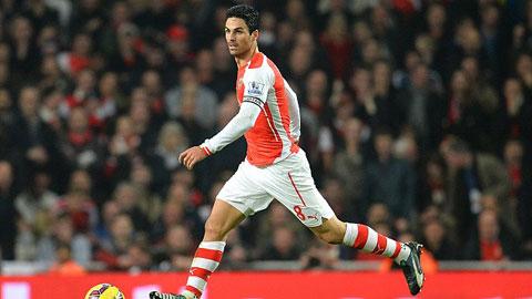 Tuyến giữa - Điểm yếu chết người của Arsenal