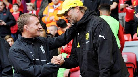 Ghế nóng ở Liverpool: HLV Rodgers đi, Klopp đến?