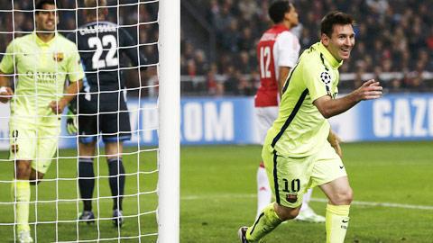 Messi còn nhiều kỷ lục để chinh phục!