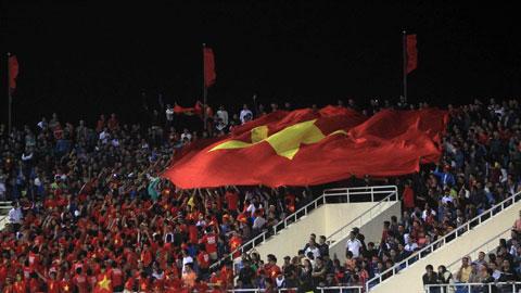Chuyển động AFF Suzuki Cup 2014 ngày 25/11