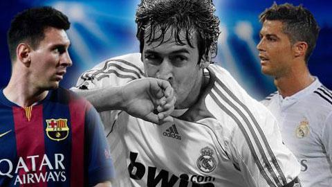 Messi và Raul, ai mới thực sự là huyền thoại của Champions League?