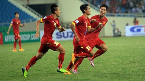 ĐT Việt Nam 3-0 ĐT Lào: Mở toang cánh cửa vào bán...