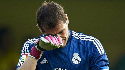Casillas có xứng đáng với đề cử Thủ môn xuất sắc nhất...