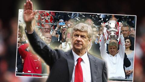 Lẽ ra Wenger nên ra đi ngay sau khi giành FA Cup