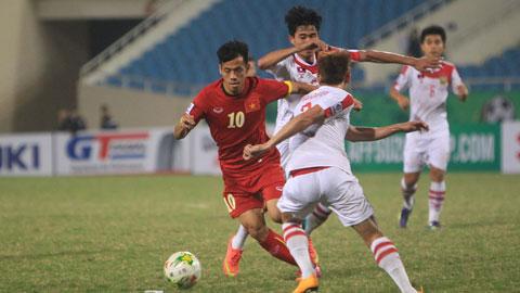 Góc chuyên môn ĐT Việt Nam 3-0 Lào: Áp sát, áp lực & áp đảo!