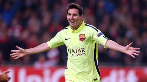Chuyện chưa kể về tuổi thơ của Lionel Messi
