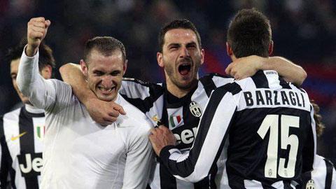 Max Allegri và những phương án phòng ngự ở Juventus