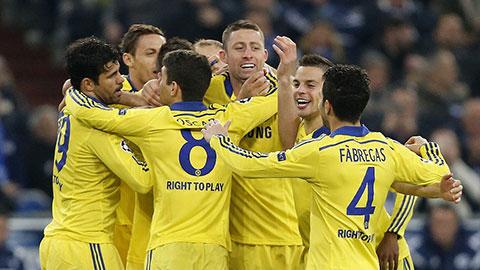 Lượt 5 vòng bảng Champions League: Chelsea, Porto chắc suất đầu bảng