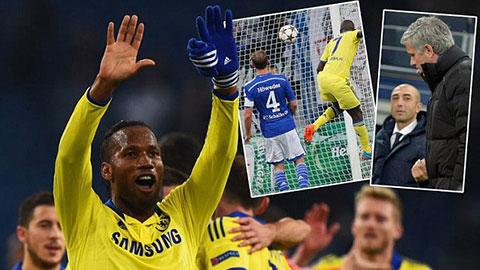 """Mourinho hả hê với """"show diễn"""" của Chelsea"""