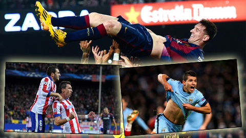 Tổng quan lượt áp chót vòng bảng Champions League: Điểm nhấn hat-trick