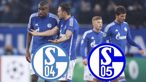 Schalke 04 thành Schalke 05