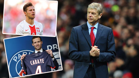 Arsenal được bơm tiền để vượt qua bão chấn thương
