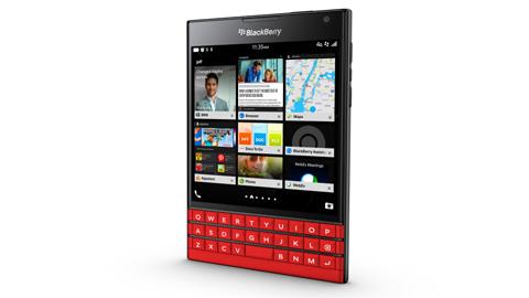 BlackBerry Passport thêm màu mới, thêm chiêu mới