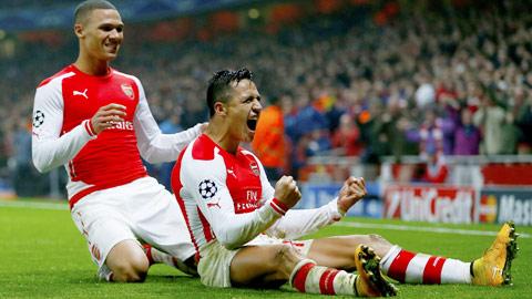 Giá như Arsenal có… 11 Sanchez!