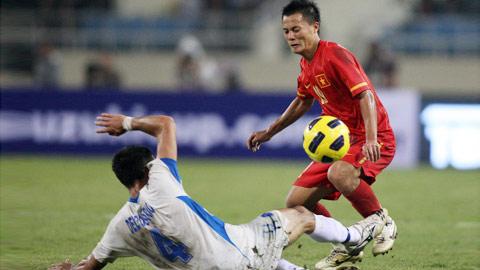 Gặp đối thủ mạnh như Philippines, Thành Lương và tuyến tiền vệ sẽ càng giữ vai trò quan trọng