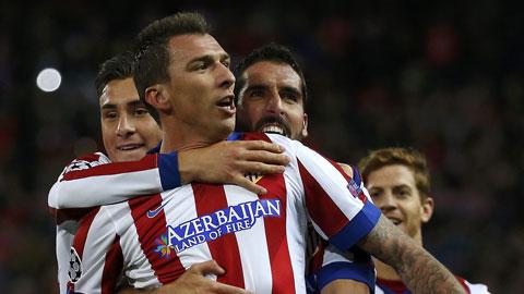 """Atletico nối gót Real và Barca đi tiếp: """"Tam anh La Liga"""" & phần còn lại"""