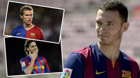 Vemaelen và những bản hợp đồng thất vọng nhất của Barca
