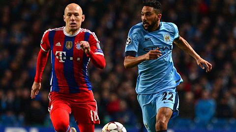 Bayern Munich và những trắc trở ở Champions League