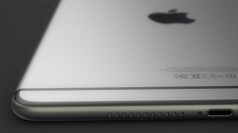 Lộ ảnh của iPad Air Plus – tablet màn hình lớn nhất của Apple
