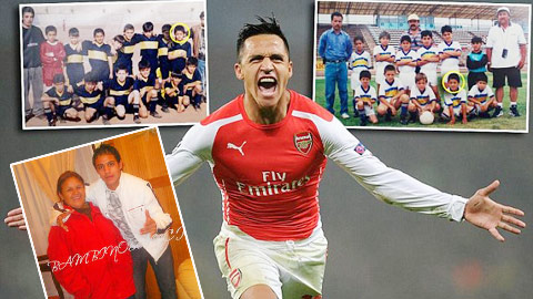 Sanchez cả đời trả nợ mẹ và quê hương