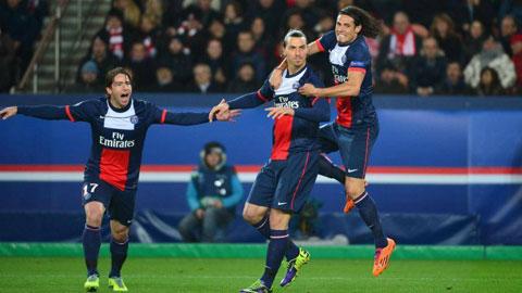 23h00 ngày 29/11, PSG vs Nice: Mồi ngon của PSG!