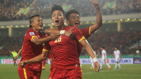 Hậu vệ Quế Ngọc Hải: Cố đá bóng để cứu giấc mơ của anh trai