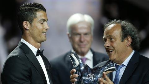 Ronaldo có thực sự xứng đáng giành QBV FIFA 2014?