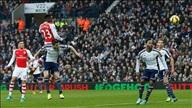 West Brom 0-1 Arsenal: Người hùng Welbeck