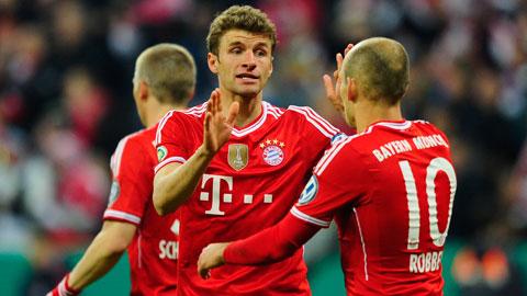 21h30 ngày 29/11, Hertha Berlin vs Bayern Munich: Hùm xám dạo chơi!