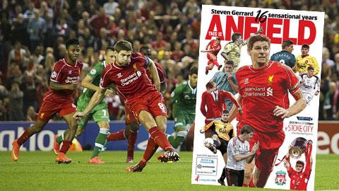 Steven Gerrard: 16 năm, mãi mãi một tình yêu