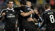 Malaga 1-2 Real Madrid: Thiết lập kỷ lục mới
