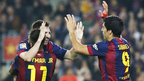 Bình luận Barca: Cái tôi và tập thể