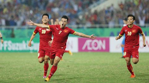 Nhìn lại vòng bảng AFF Suzuki Cup của ĐT Việt Nam: Thầy trò cùng vượt vũ môn