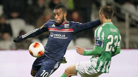 03h00 ngày 1/12, St.Etienne vs Lyon: Đánh sập hang quỷ