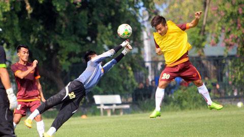 Ai sẽ thay Minh Tuấn đá bán kết lượt đi AFF Suzuki Cup 2014?