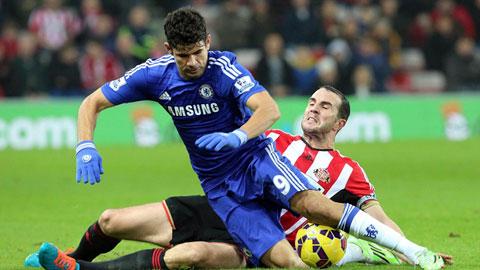 Những điều Chelsea cần cải thiện từ trận hòa Sunderland