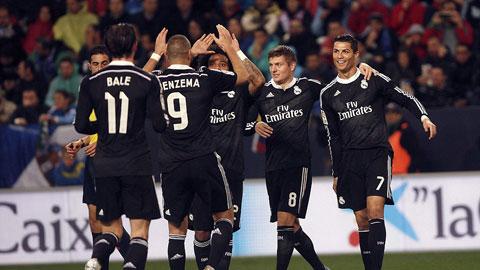 Real Madrid: Quyền lực vô biên