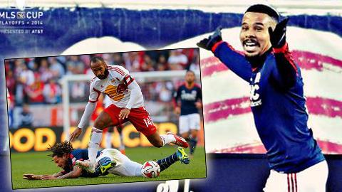 Đánh bại NYRB của Henry, New England của Lee Nguyễn lọt vào chung kết MLS
