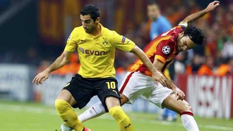 23h30 ngày 30/11, Frankfurt vs Dortmund: Không còn đường lùi