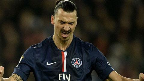Vòng 15 Ligue 1: Ibra giúp PSG bám đuổi Marseille
