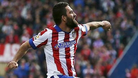 """Atletico 2-0 Deportivo: Lại sống nhờ """"bóng chết"""""""